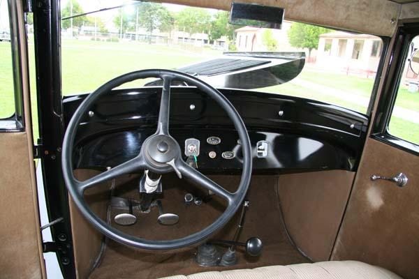 1930 Plymouth Model 30 U