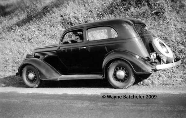 Curbside Classics Review: 1936 Plymouth