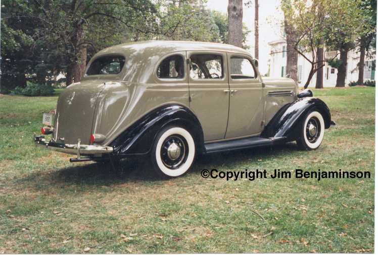 1936 plymouth deluxe six for 1936 plymouth 4 door