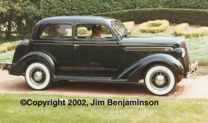 Plymouth Deluxe Six