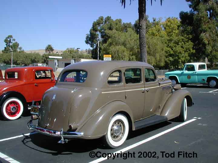 1936 Plymouth DeLuxe - Information and photos - MOMENTcar