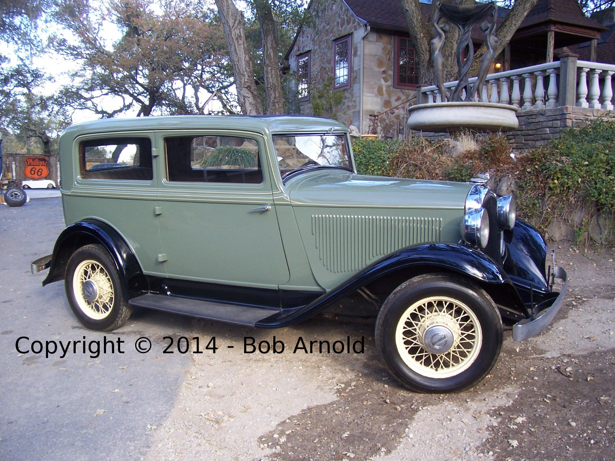 1932 Plymouth Model Pb