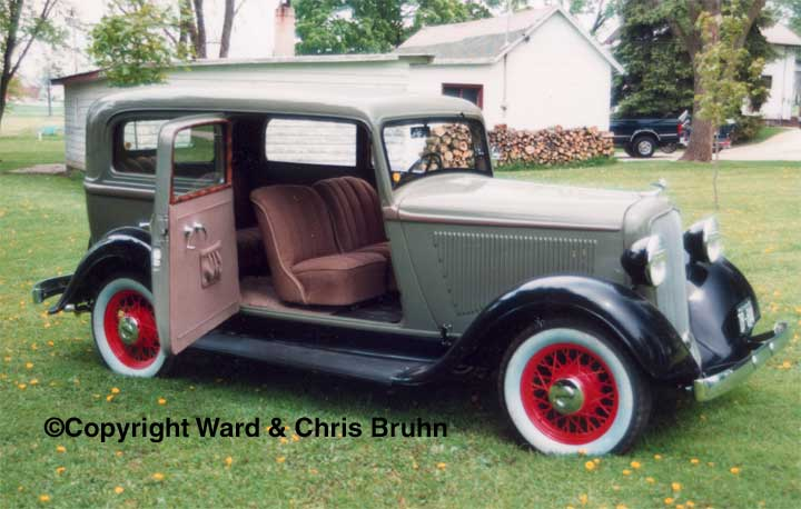 1933 plymouth standard six for 1933 plymouth 4 door