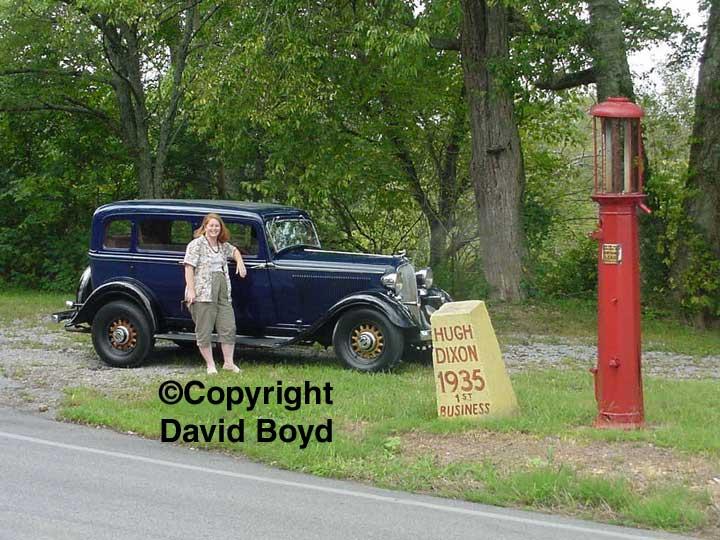 1933 Plymouth PD Four Door Sedan