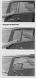 1934 Plymouth PE vent window