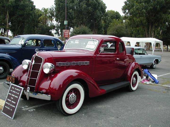 1935 plymouth for 1935 plymouth 2 door sedan
